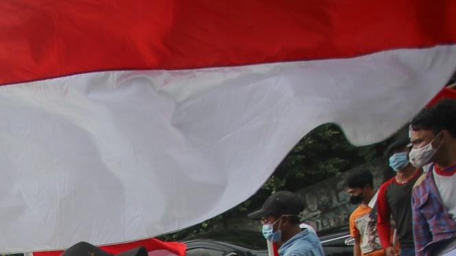 BEM se-Indonesia Geruduk KPK