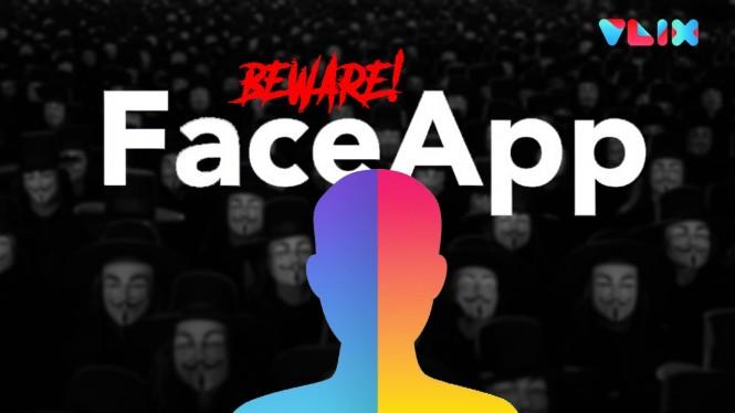 Bahaya FaceApp, Ada Yang Masih Pakai?