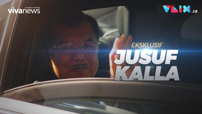 EKSKLUSIF! Cerita Jusuf Kalla Kerja Bareng Jokowi
