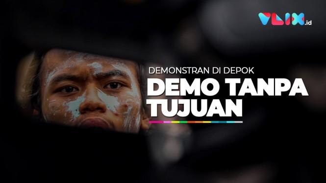 Polisi Interogasi Demonstran, Jawabannya Bikin Geleng-geleng