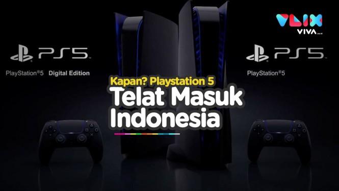 PlayStation 5 Resmi Meluncur, Berapa Harganya di Indonesia?